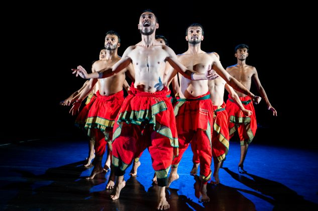 Temple of Fine Arts dancers for Darbar Festival 2019 at Sadlers Wells